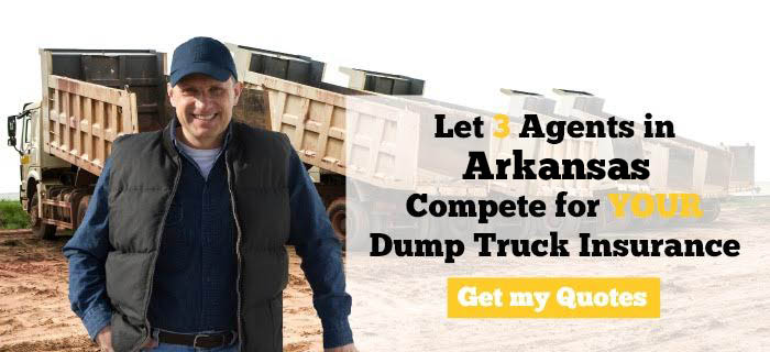 Arkansas Dump Truck Insurance Quotes