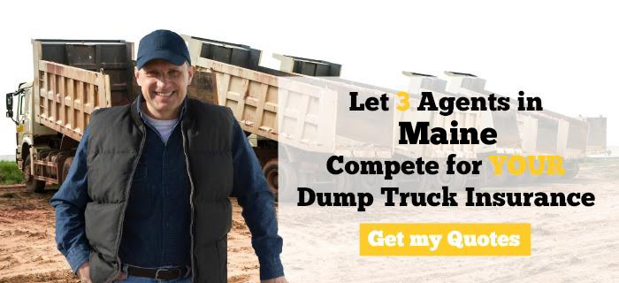 Maine Dump Truck Insurance Quotes