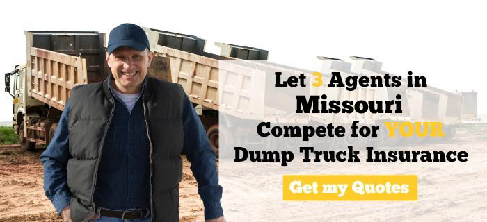 Missouri Dump Truck Insurance Quotes