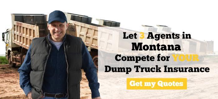 Montana Dump Truck Insurance Quotes