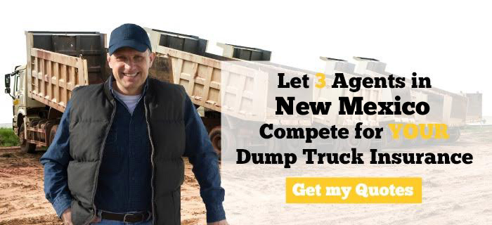New Mexico Dump Truck Insurance Quotes