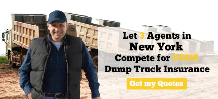 New York Dump Truck Insurance Quotes