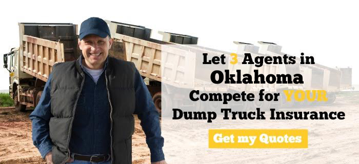 Oklahoma Dump Truck Insurance Quotes