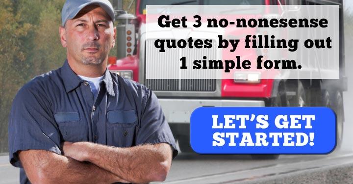 Compare Dump Truck Insurance Quotes