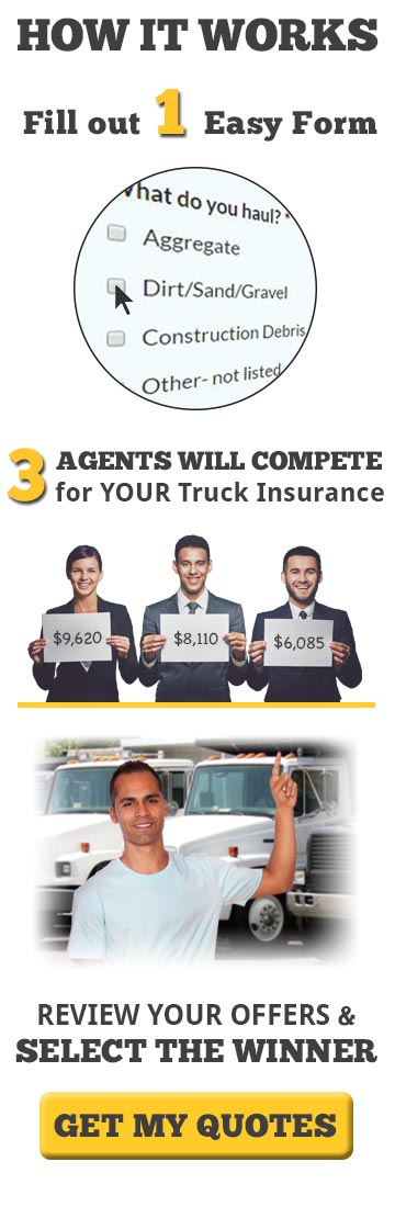The Best Dump Truck Insurance Quotes
