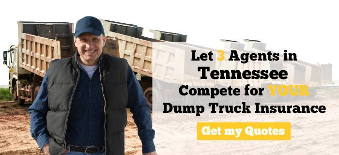 Tennessee Dump Truck Insurance Quotes